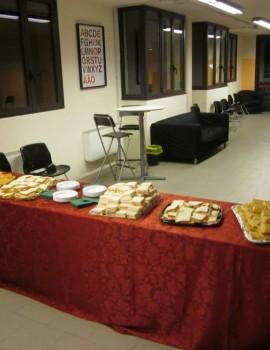 Cena di Natale – Sala Europa