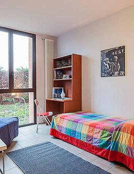 Gli appartamenti de Le Residenze del Campus